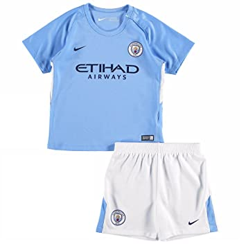 the best attitude da337 f45b7 2017-2018 Man City Home Nike Baby Kit: Amazon.co.uk: Sports ...