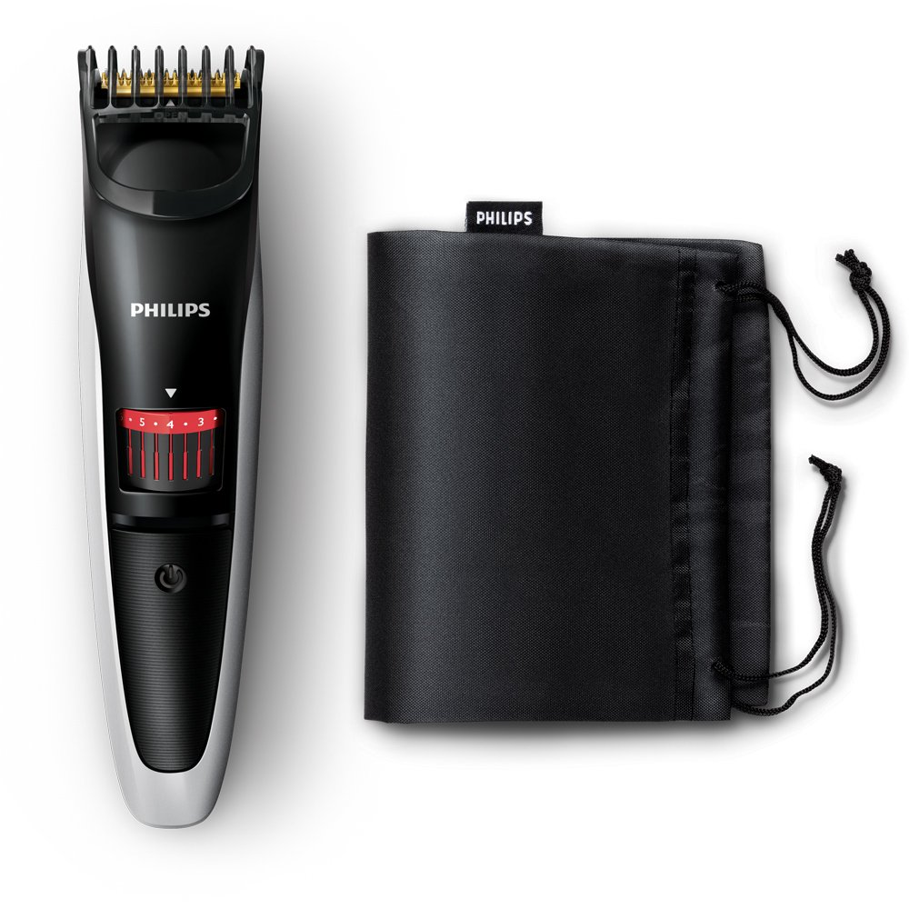 Philips Series 3000 Beard and Stubble Trimmer with Titanium Blades - QT4013/23 product image