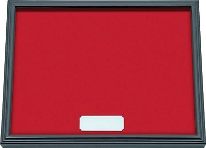 IMEX EL ZORRO El Zorro 54039-Expositor navajas, con Cristal, 32 x 25 cm, Rojo, 3.5x32x25 cm: Amazon.es: Hogar