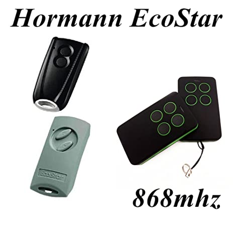 Amazon.com: Hormann Ecostar RSC2 | EcoStar RSE2 Compatible ...