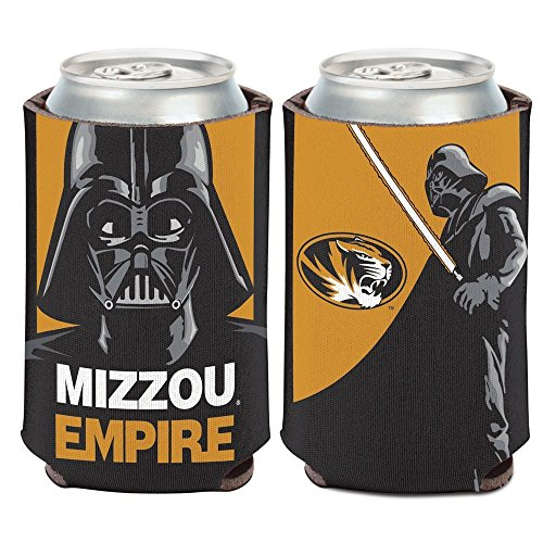 WinCraft NCAA University of Missouri Can Cooler, 12 oz