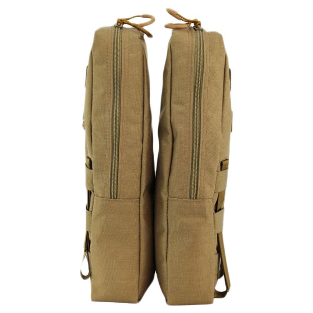 ZentauroN bolsillos laterales Sprinter Mochila Coyote: Amazon.es: Deportes y aire libre