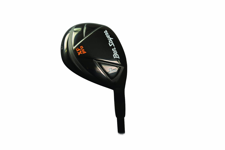Ben Sayers Xf Pro - Híbrido de Golf, Color Negro/Naranja ...