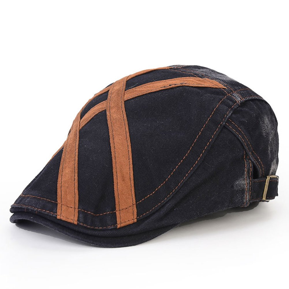 Forward Hats/Spring Mens casual cowboy hat/ Outdoor travel hat/Cap/ Juvenile youth cap 2u1dn-Dadjustable