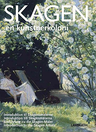 Amazon Com Skagen En Kunstnerkoloni Danish Edition Ebook