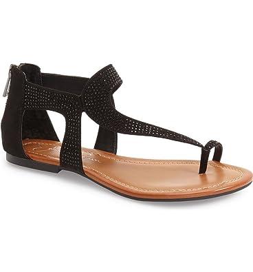 Jessica Simpson Flat Open Toe Slide Sandal YTL0H0P75