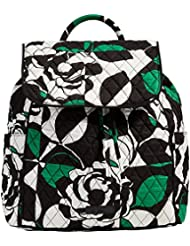Vera Bradley Drawstring Backpack, Microfiber
