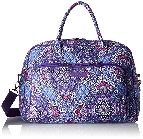 Women's Weekender, Signature Cotton, Lilac Tapestry