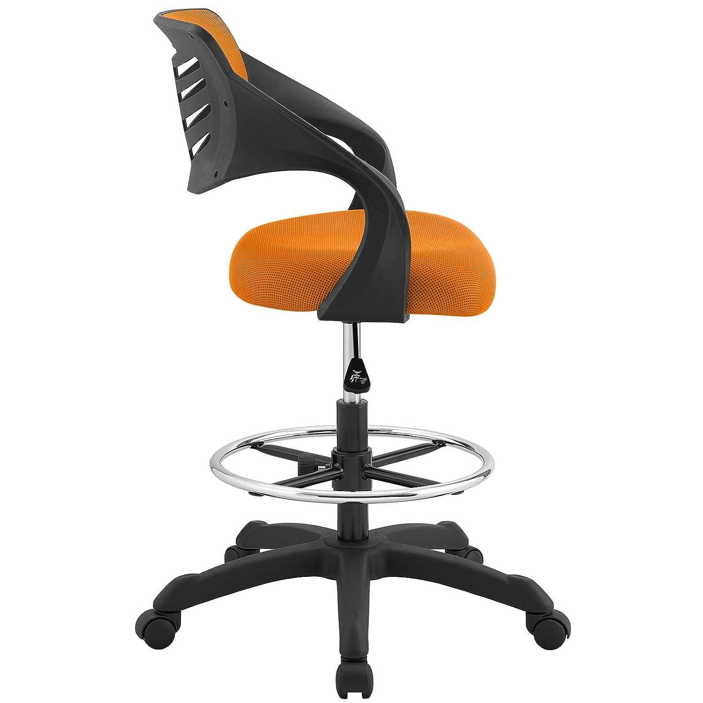 Flash Furniture Pink and White Zebra Print Swivel Task Chair
