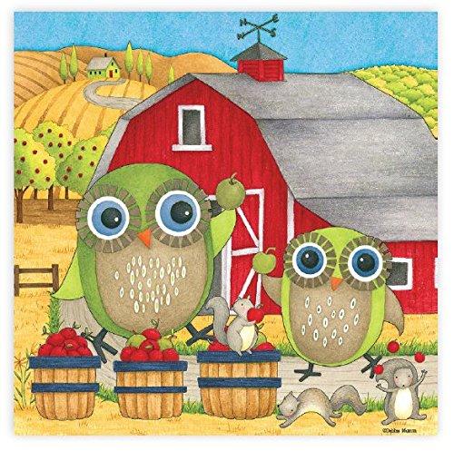 - Ceaco Debbie Mumm Apple Orchard Puzzle (550 Piece)