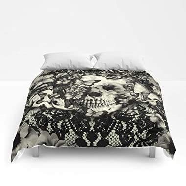 Society6 Comforter, Size Full: 79  x 79 , Victorian Gothic by kristypattersondesign