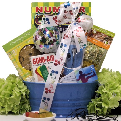 Great Arrivals Boy's Get Well Gift Basket Ages 9 to 12, ITunes Therapy by GreatArrivals Gift Baskets (Image #2)