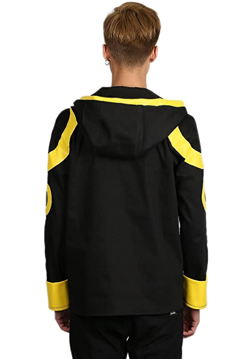 Amazon.com: Mystic Messenger Costume Deluxe Cotton Coat and Long-Sleeve Tees Jacket: Clothing