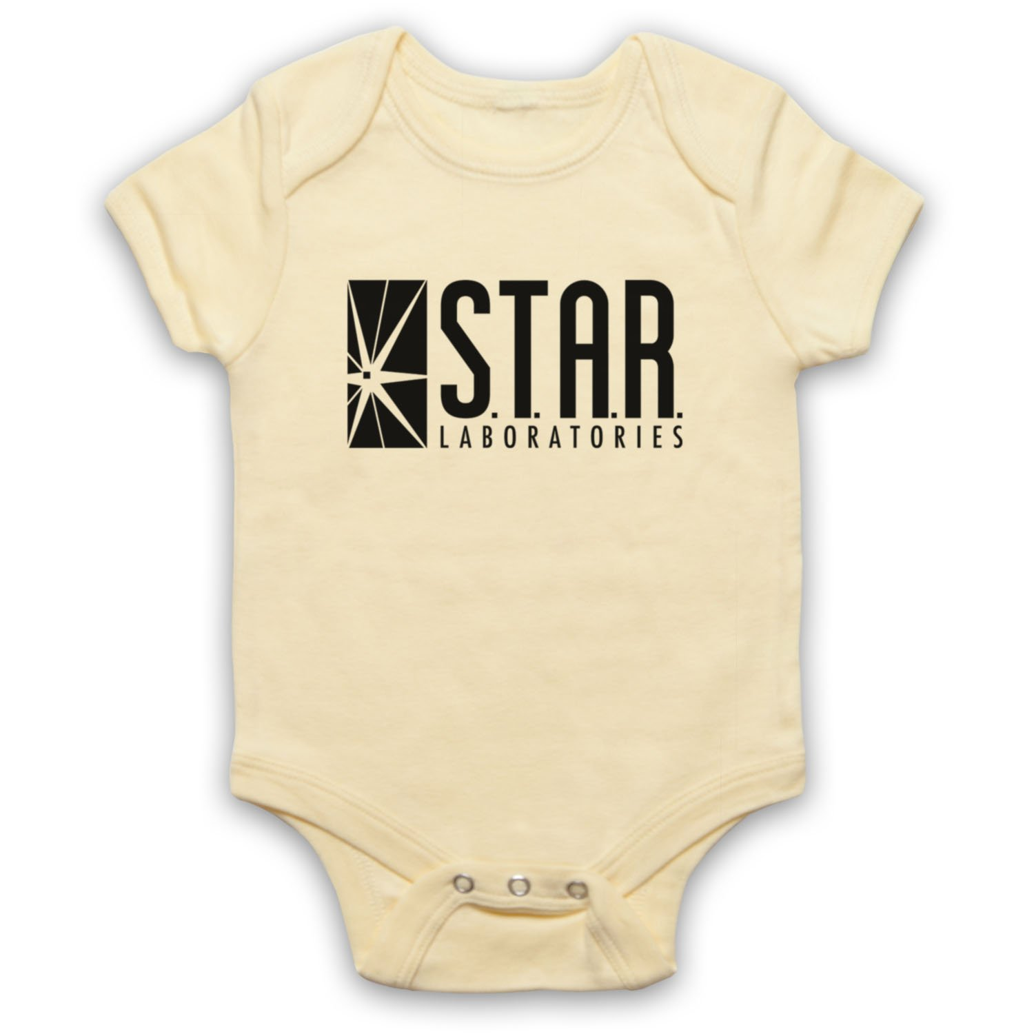 The Flash Star Laboratories Bebe Barboteuse Body