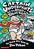 Captain Underpants and the Attack of the Talking Toilets (Captain Underpants #2)