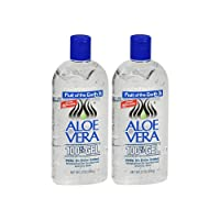 Fruit Of The Earth Fruit Of The Earth Aloe Vera 100% Gel, 12 oz (Pack of 2)