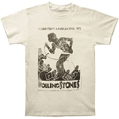 vintage Rolling stone rock band music concert mens t shirt
