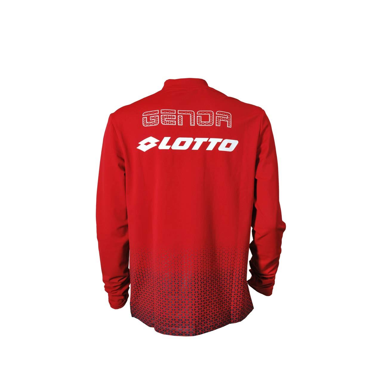 GENOA CRICKET AND FOOTBALL CLUB Felpa Allenamento Rossa