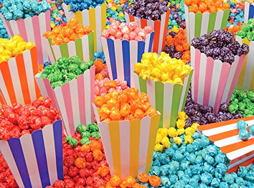 Popcorn Party Yummy Collection 300 pc (Popcorn Collection)