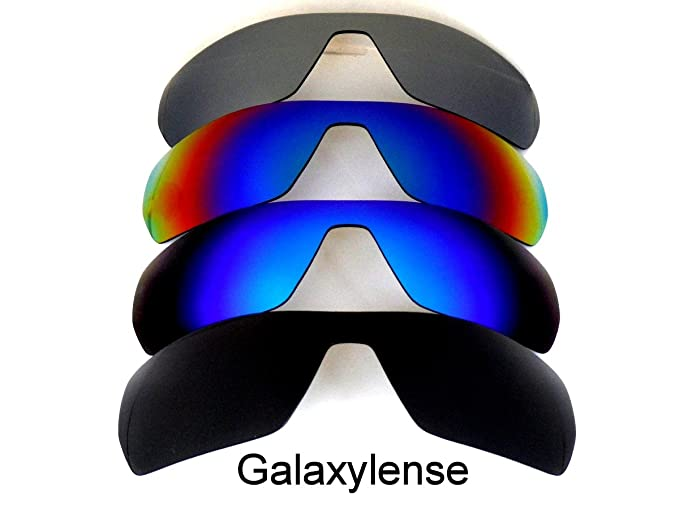 bd38e12698 Image Unavailable. Image not available for. Color  Galaxy Replacement  Lenses For Oakley Antix Polarized ...