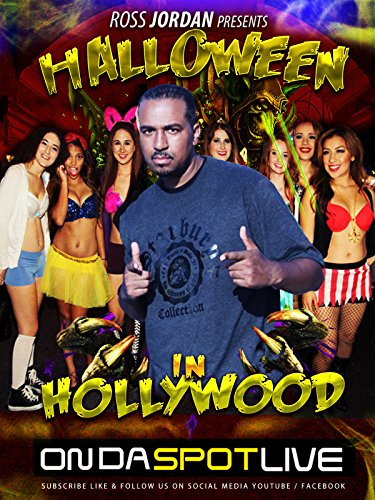 Halloween in Hollywood -