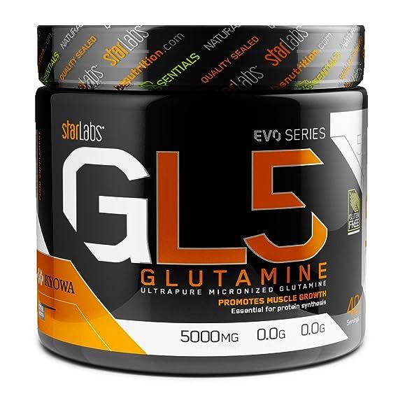 StarLabs Nutrition - GL5 - Suplemento de glutamina - 500 g
