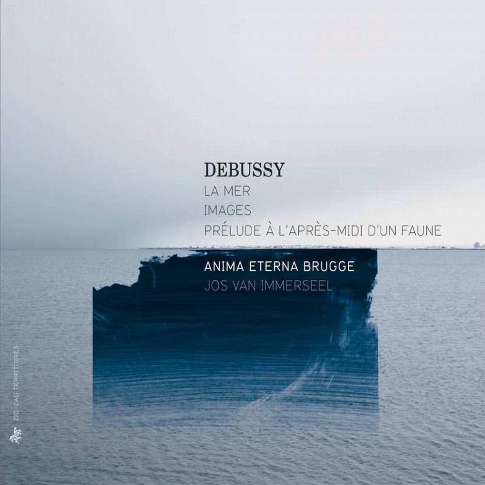 Debussy: La Mer Images à Chicago Mall Prélude d'un l'après-midi Credence