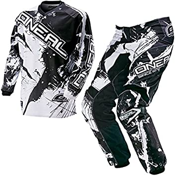 Nueva Moto Motocross traje o Neal Element Shocker motocicleta Off ...