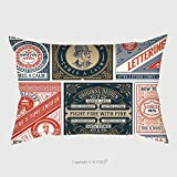 Custom Satin Pillowcase Protector Old Designs Set Elements Organized By Layers 417651001 Pillow Case Covers Decorative