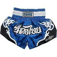 FLUORY Muay Thai Shorts, MMA Fight Shorts Ropa