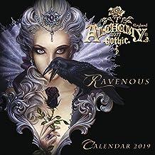 Alchemy 1977 Gothic 2019 Calendar