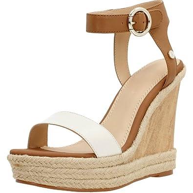 Sandalen/Sandaletten farbe Beige  marke TOMMY HILFIGER modell Sandalen/Sandaletten TOMMY HILFIGER BEATRICE...