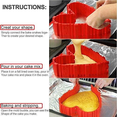 Non-Stick Cake Mold