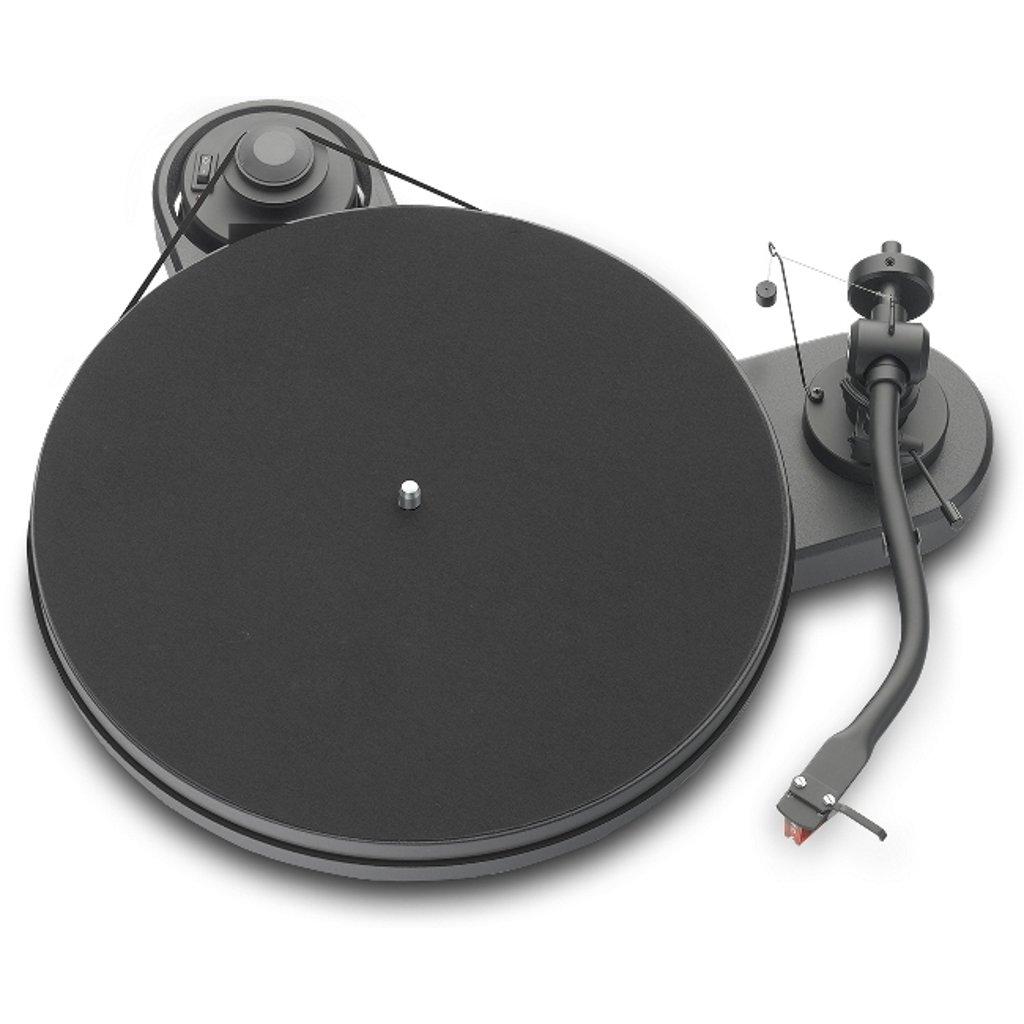 Pro-Ject 9099 - Tocadiscos para equipo de audio, negro