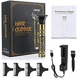 Kit de Cortador de cabelo Hair Stylo, Recarregável, Sem fio, com Silenciadores(2R Marketing Digital vende falsificações)