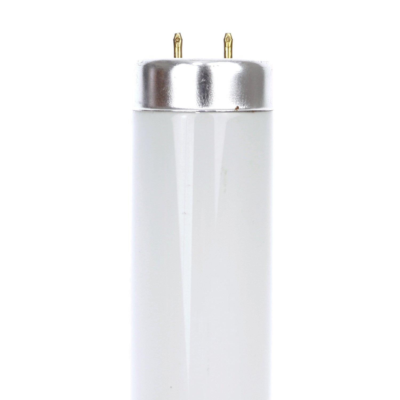 Sunlite F30T12/DL 30-Watt T12 Linear Fluorescent Light Bulb Medium Bi Pin Base, Daylight, 30-Pack