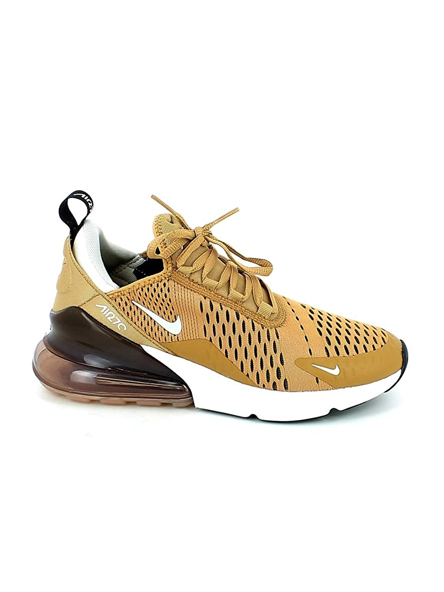 7aa4b3b74aa6 Nike Boys Air Max 270 (Gs) Gymnastics Shoes  Amazon.co.uk  Shoes   Bags