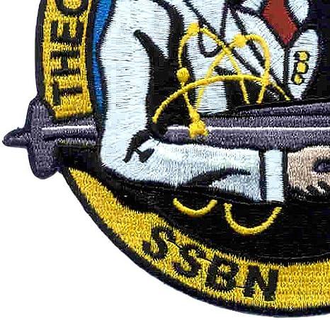 Custom Military Apparel USS Theodore Roosevelt SSBN-600 Embroidered Fleece Jacket Sizes Small-4X