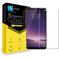 ascension Transparent 9H hard 2.5D Ultra Clear Tempered Gorilla Glass Screen Protector for Vivo V7