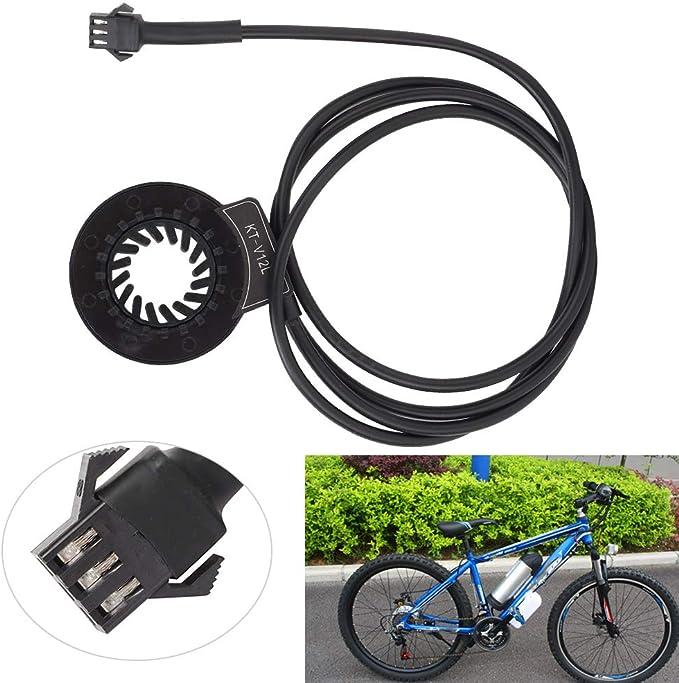 SOONHUA Kit Eléctrico Modificado para Bicicleta de 1 Pieza con ...