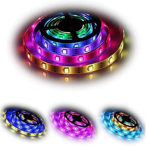 885f0756a022 Amazon.com  Chasing Effect Led Strip Lights