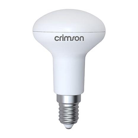 LM® E14 Rosca Edison pequeña - 7 W R50 Reflectora Bombilla LED Blanco cálido 600