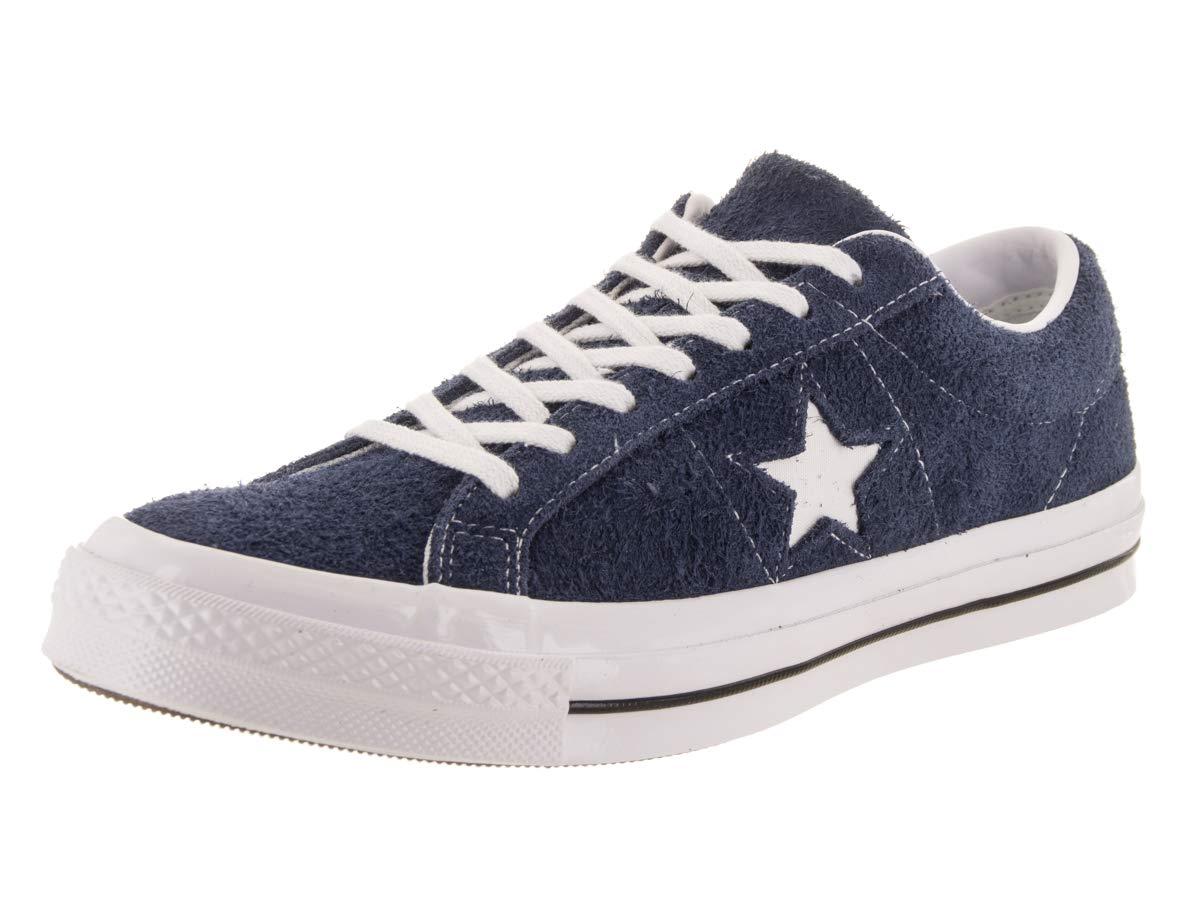 b63a3807e39f Galleon - Converse Unisex One Star Ox Navy Wht Wht Casual Shoe 7.5 Men US    9.5 Women US