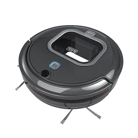 BLACK DECKER HRV425BL SMARTECH Lithium Robotic Vac