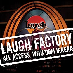 Laugh Factory Vol. 02 of All Access with Dom Irrera