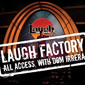 Laugh Factory Vol. 06 of All Access with Dom Irrera Performance