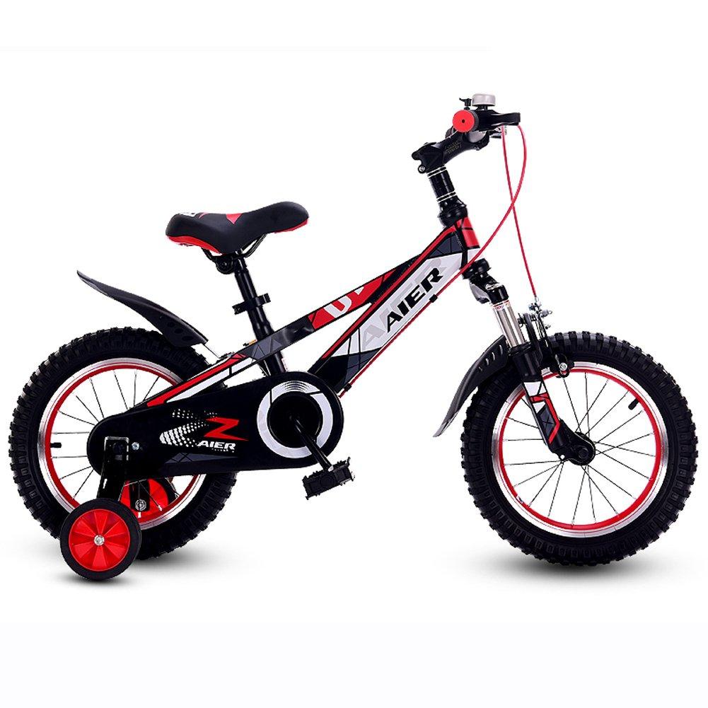 yxgh-子供の自転車12 /14 /16 /18インチ衝撃吸収男の子と女の子サイクリング3 – 10年古い赤ちゃんBike B07D1JLB14 16