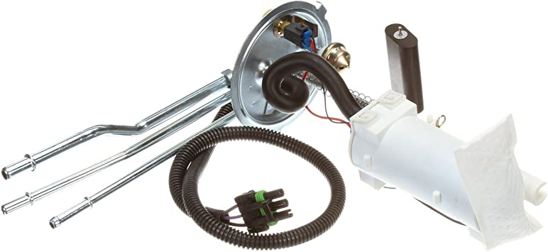 Delphi HP10001 Fuel Pump and Hanger Assembly with Sending Unit