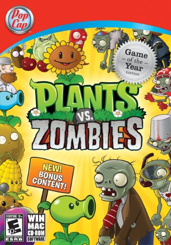 Plants vs. Zombies: Game of the Year Edition (Popcap Games Ds)