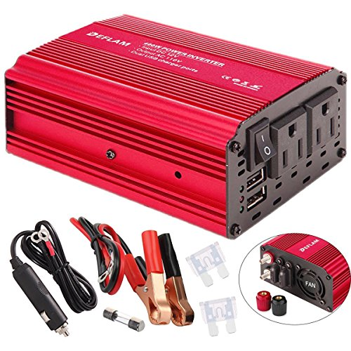 12v dc to 110v ac power inverter - 9